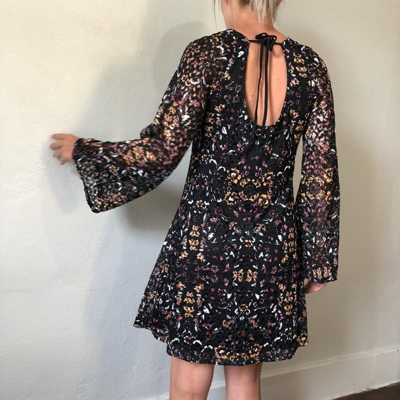 ae12c77f Xhilaration Dresses   New Long Sleeved Lace Dress From Target   Poshmark